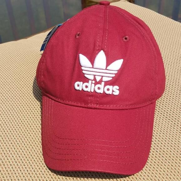 quality design 90bb5 2ffe6 Adidas Originals Unisex Trefoil Logo hat